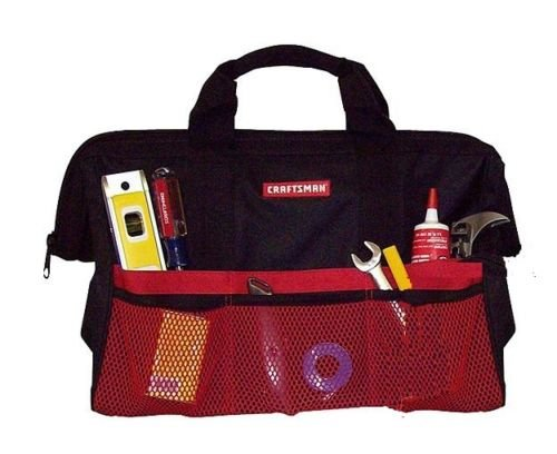 Craftsman 18 in.Reinforced Tool Bag, Tote bag