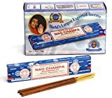Satya Nagchampa Incense Sticks 15gm (12 packets)
