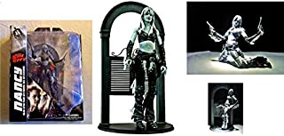 Sin City Nancy Action Figure With Diorama Base And Accessories - Diamond Select Toys 2014 - Uncirculated Factory Sealed - Approx 7 Inches Tall