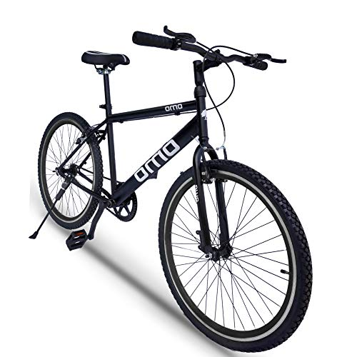 Omobikes 1.0 Light weight Hybrid Cycle with Alloy Rims, Anti Rust...