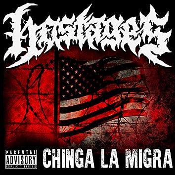 CHINGA LA MIGRA (feat. Ruben Garza)