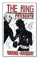 ポスター トーマス キルパー THE RING ウォーホル&バスキア 2000