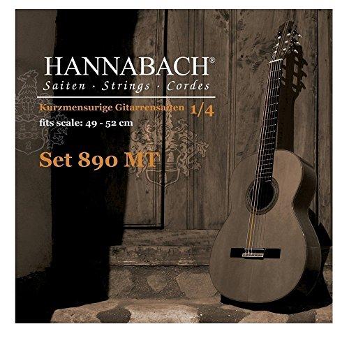 Hannabach 653069 - Cuerdas para guitarra clásica