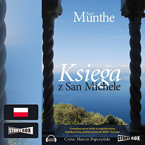 Ksiega z San Michele audiobook cover art