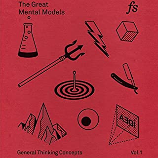 The Great Mental Models cover art