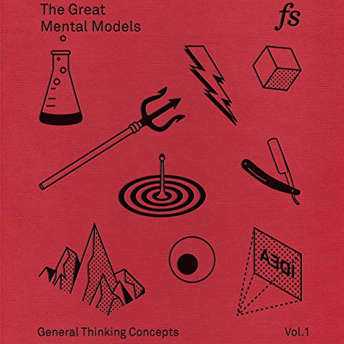 The Great Mental Models audiobook cover art