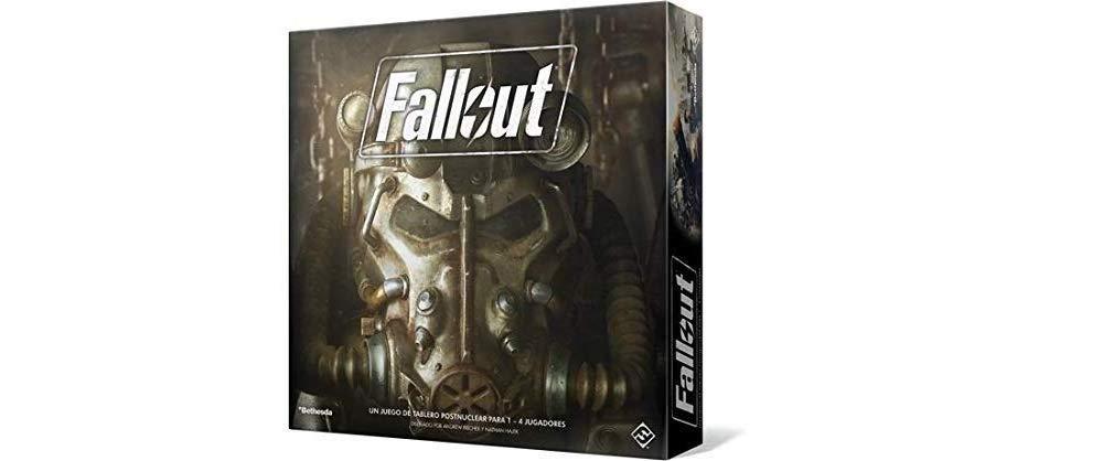 Fantasy Flight Games- Fallout: El Juego de Tablero (FFZX02): Amazon.es: Juguetes y juegos