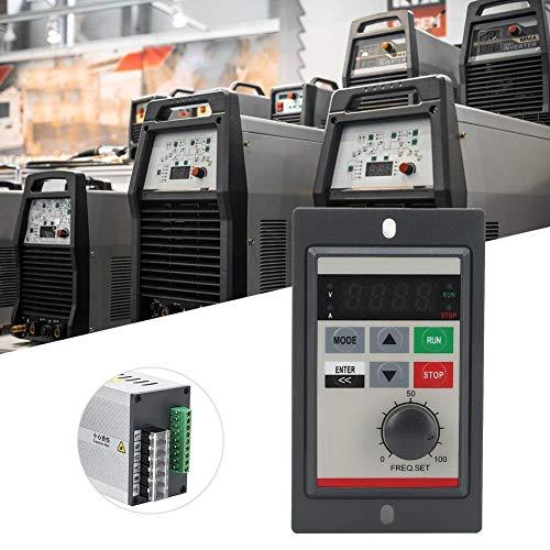Kleine VFD frequentieomvormer 0.2KW enkelfasige 220V micro frequentieomvormer Motor Drive Speed Controller