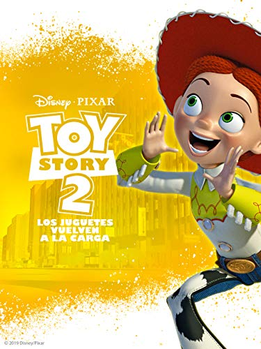 Toy Story 2 Los Juguetes Vuelven a la Carga