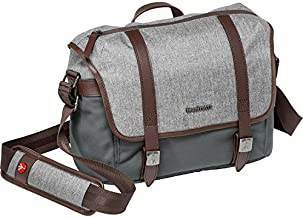 Manfrotto MB LF-WN-MS Camera Messenger Bag for CSC Lifestyle Windsor S, Grey