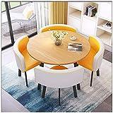 WANGQW Conjunto de Mesa de Comedor para Cocina o decoraci Mesa de Comedor cafetera Pan Postre Mesa...