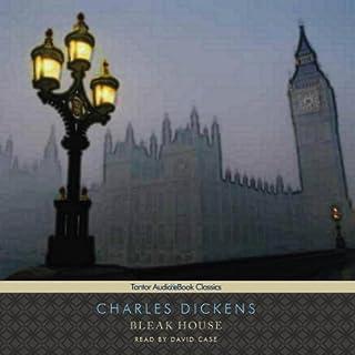 Bleak House audiobook cover art
