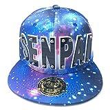 Senpai HAT in Galaxy Blue
