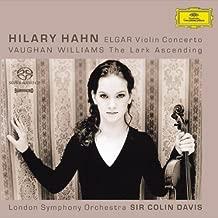 Elgar: Violin Concerto / Williams: The Lark Ascending Hybrid