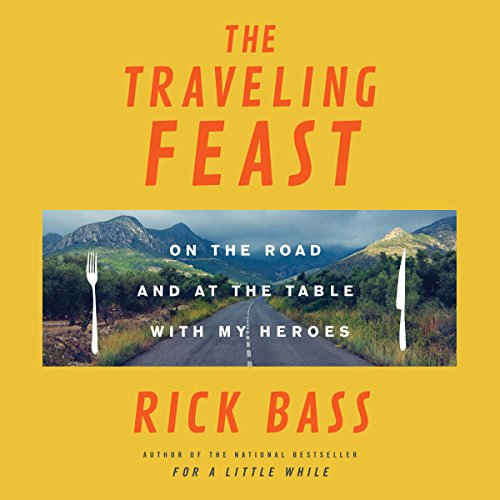 The Traveling Feast audiobook cover art
