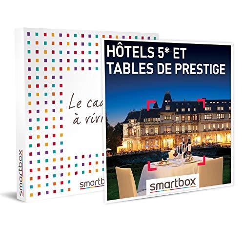 Coffret Smartbox  Hôtels 5* et tables de prestige