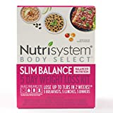 Nutrisystem® Body Select™ Slim Balance 5-Day Weight Loss Kit: Delicious Meals with Balanced Nutrition to Help You Lose Weight