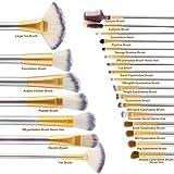 Zoom IMG-1 pennelli make up vander 24