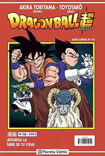 Dragon Ball Serie Roja nº 256 (Manga Shonen)