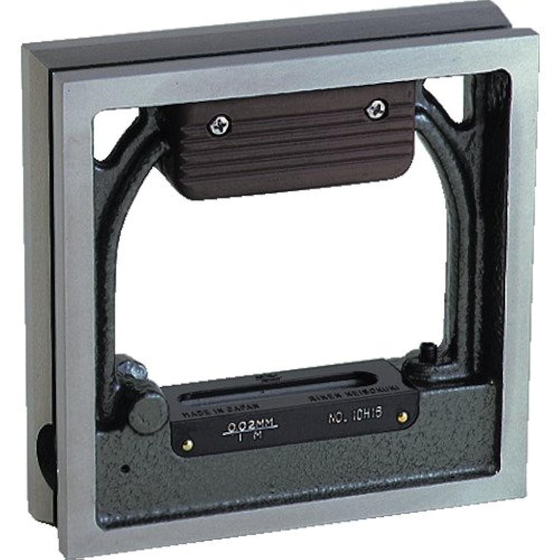 告発コンテンポラリー定義するTRUSCO(トラスコ) 角型精密水準器 B級 寸法150×150 感度0.02 TSL-B1502