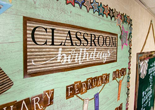 Teacher Created Resources Home Sweet Classroom Birthday Mini Bulletin Board (TCR8817) Photo #4