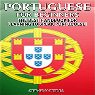 Portuguese for Beginners, 2nd Edition cover art