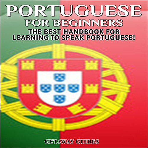 Portuguese for Beginners, 2nd Edition audiobook cover art