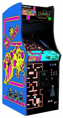 Chicago Gaming Company Ms. Pac-Man/Galaga Class of 1981 Arcade Gaming Cabinet