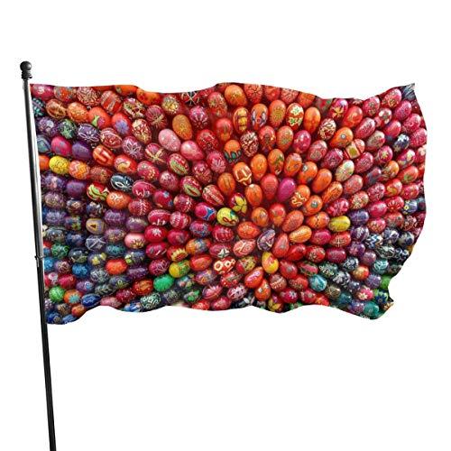Lsjuee Gartenflagge Patry Flagge Outdoor-Flagge Gartenflagge Lustige Tischtennis Outdoor Yard Flagge Wand Rasen Banner Home Flag Dekoration 3 'X 5' , Ostern Desktop s Kostenlos auf Latoro
