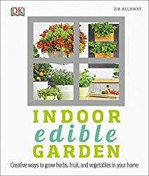 Indoor Edible Garden - Homesteading Books