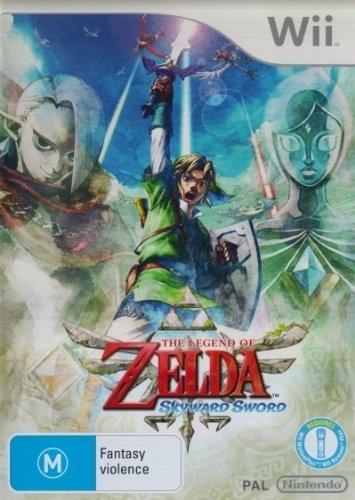 The Legend of Zelda Skyward Sword PEGI Deutsch