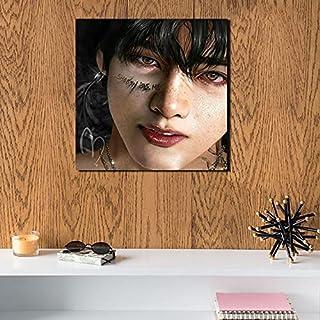 BTS MDF Wall Art 30x30 Centimeter HOOLIGANZZ - 2725607813836