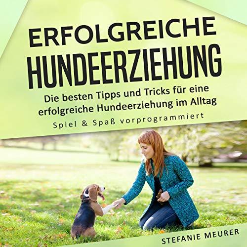 Erfolgreiche Hundeerziehung: Die besten Tipps und Tricks für eine erfolgreiche Hundeerziehung im Alltag - Spiel & Spaß vorprogrammiert Titelbild