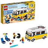 LEGO Creator 3in1 Sunshine Surfer Van 31079 Building Kit (379 Pieces) (Discontinued by Manufacturer)