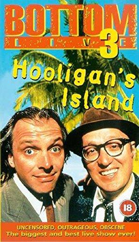 Bottom Live 3: Hooligan's Island [Reino Unido] [VHS]