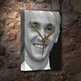 TOM FELTON - Canvas Clock (LARGE A3 - Signed by the Artist)