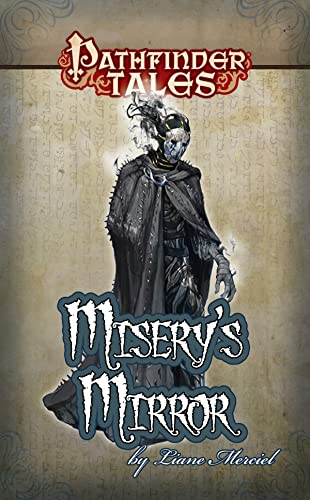Misery's Mirror (Pathfinder Tales) (English Edition)