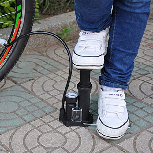 BianchiPatricia High Pressure Air Pump Bike Tire Ball Foot Mountain Bike Cycling Bicycle Pump