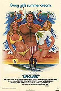Lifeguard POSTER Movie (27 x 40 Inches - 69cm x 102cm) (1976)