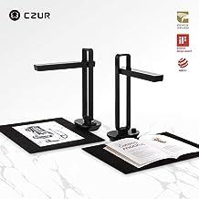 اسکنر کتاب CZUR و اسکنر هوشمند (Aura)