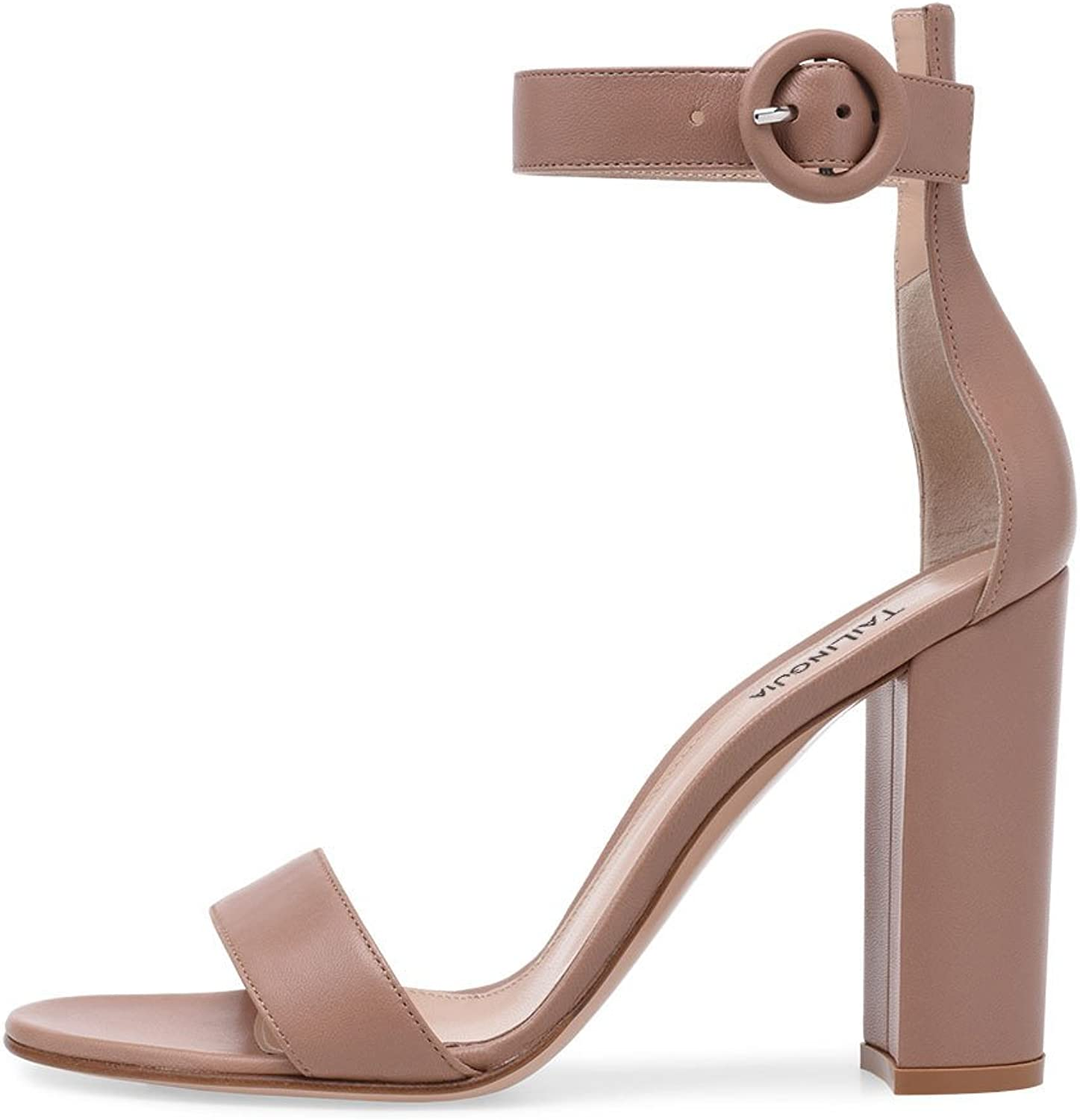 Women's shoes PU Summer Novelty Sandals Stiletto Heel Open Toe Buckle White Pink Black Party & Evening Party & Evening Sandals