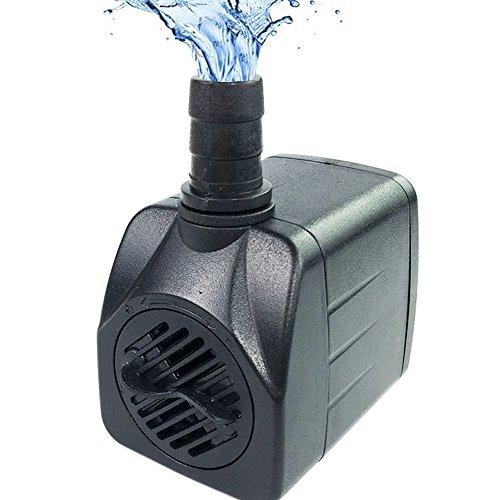 LONDAFISH Bomba Sumergible Bomba de Agua para Acuario, Estanque, Tanque de Peces Mini Bomba Sumergible 10W / 25W / 35W; 159GPH / 475GPH / 660GPH (35W)
