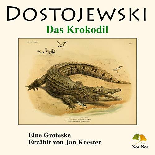 Das Krokodil cover art