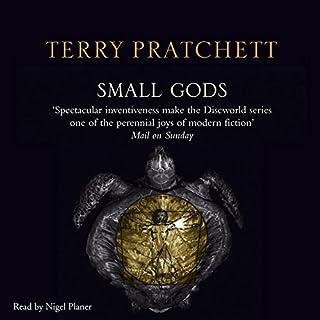 Small Gods cover art