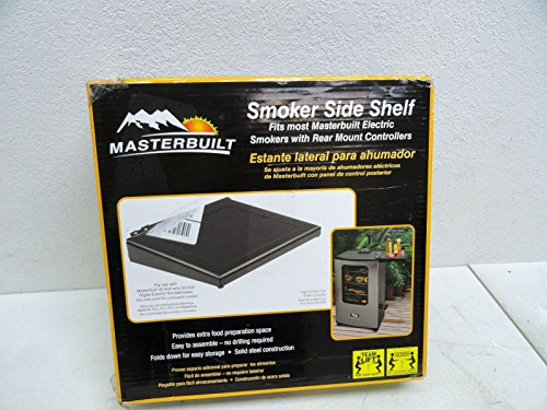 Masterbuilt 20101513 Smoker Side Shelf