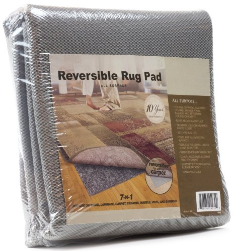 All-Surface Non-skid Area Rug Pad for 12-Feet by 15-Feet Rug