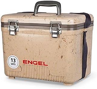 ENGEL Cooler/Dry Box 13 Qt – White