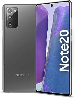 Samsung Galaxy Note20 Dual SIM 256 GB 8GB RAM 4G LTE (UAE Version) - Mystic Gray - 1 year local brand warranty
