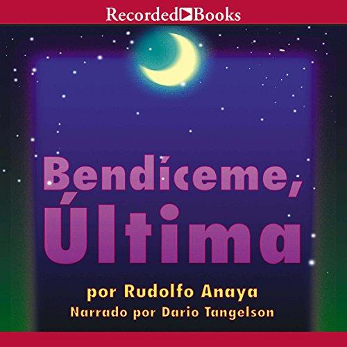 Bendiceme, Ultima audiobook cover art