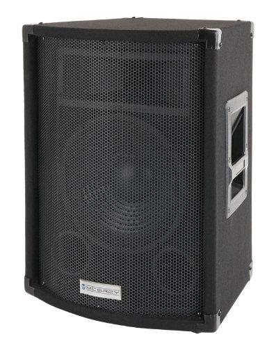 mächtig McGrey TP-8 DJPA-Lautsprecher 20 cm (8 Zoll) 300-W-Subwoofer (passiv, 2-Wege, Holzbox,…